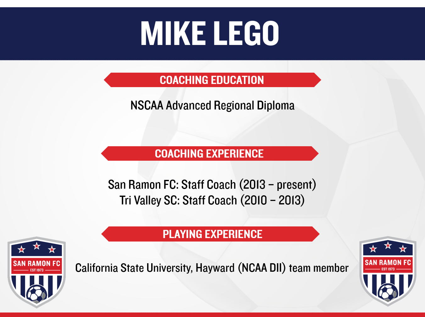 Mike Lego
