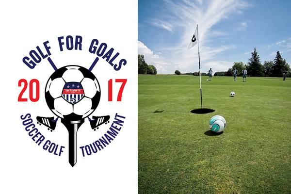 Golf For Goals Tournament