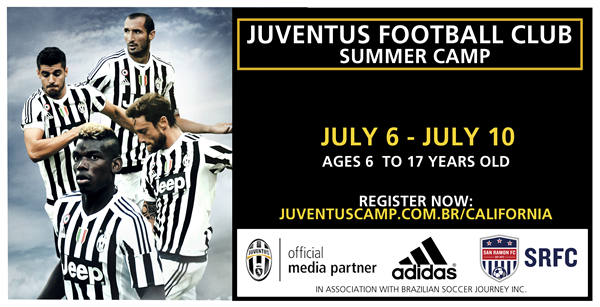 Official Juventus Football Club Summer Camp
