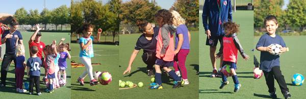 January 28 - March 11: Kick Start Soccer Classes (INDOORS)